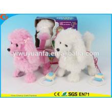 Charming Fashion Kids 'Toy Beautiful Walking Electric Skip Plush Dog