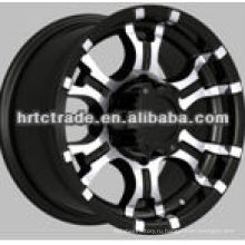 2013 новый черный спортивный хромированный сплав колесо для toyota