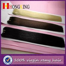 оптовая высокого качества процедуру монгольский Девы Реми бразильский 100 человеческих волос