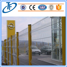High Security Decorative Metal Welded Wire Mesh