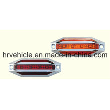 Rectangle Shape Side Marker Lamp for Trailer