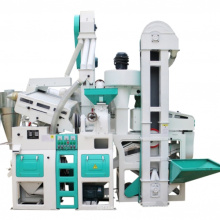 Latest design automatic rice milling machine quality as Satake rice mill