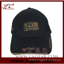 High Quality Blank Flat Top Military Cap Hat