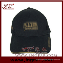 Qualitativ hochwertige leere Flat Top Militär Mütze Hut