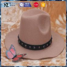 Bague de baseball de chapeau de femme d'été originale de vente en usine pour 2016