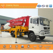 concrete pump truck 36m DONGFENG brand