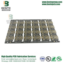 Thick Gold 6 Layer High-precision Multilayer PCB