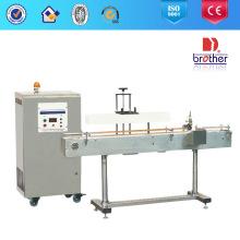Máquina de vedação de folha de alumínio de indução eletromagnética contínua
