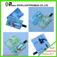 Рекламный подарок Печатная визитная карточка USB (EP-U780g. 82928)