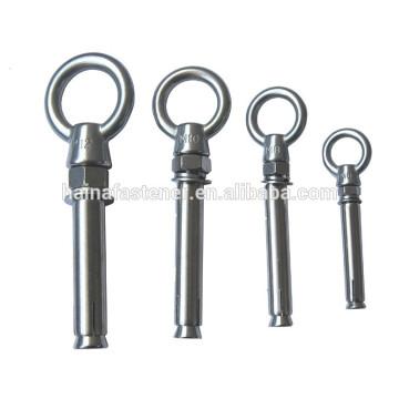 stainless steel 304 eye bolt anchor