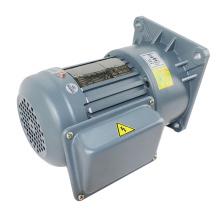 single phase ac motor 230v vertical 1hp 750W ac motor with gear box