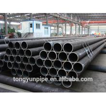 Matériau de construction tuyau en acier