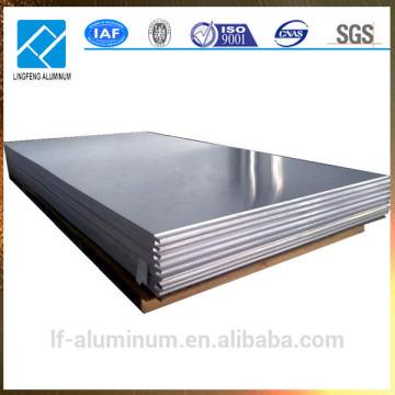 FABRICANTE DE CHINA, Ventas calientes, 1100 3003 5052 5754 5083 6061 7075 8011 Hoja de aluminio