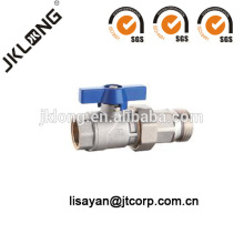 9206 Manifold Brass Ball Valve with union