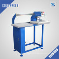 Highly efficiency Automatic Head Move Pneumatic Dual Working Stations Heat Press Machine