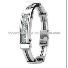 Новый 2013 браслет ручной работы стильные мужские браслеты