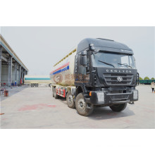 Iveco Hy 8 * 4 LHD Lenkung 290HP Bulk Powder Tanker Truck