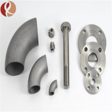 China Nuevos productos gr9 accesorios de tubería de aleación de titanio