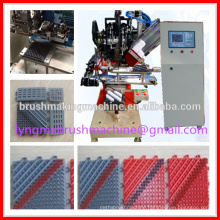 2 axis snow brush making machine