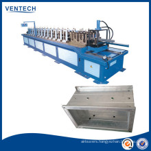 fire damper roll forming machine