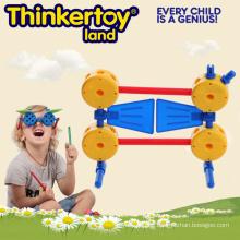 Kid Plastic Educational Intellektuelle Tier Spielzeug