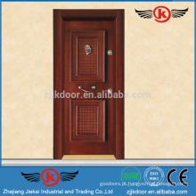JK-AT9006 Segurança Steel Wood Turkey Wooden Doors