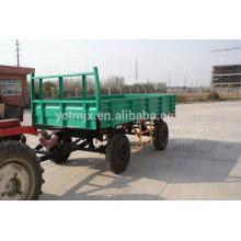 Eixo duplo 25-30hp trator fazenda reboque melhor preço