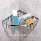 stainless single concise style steel bathroom baskets 8802