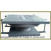 Flexibilidad Puente de caucho Pot Bearing