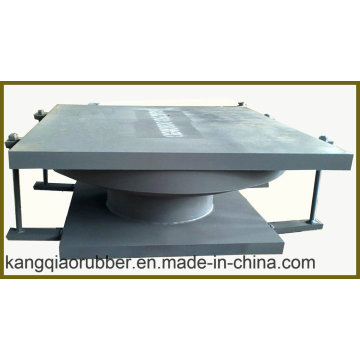 Flexibility Rubber Bridge Pot Bearing