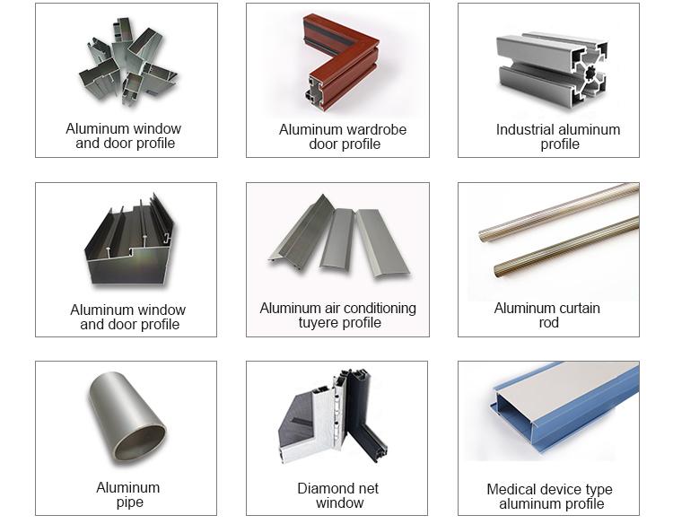 Aluminum Product Link