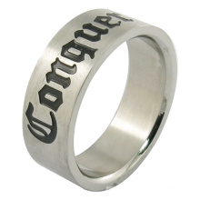 Jewelry Findings Factory Direct Sale High-Tech Stamp Ring