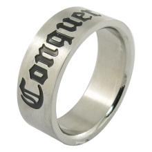 Завод ювелирных изделий Прямая продажа Высокотехнологичное кольцо с маркой