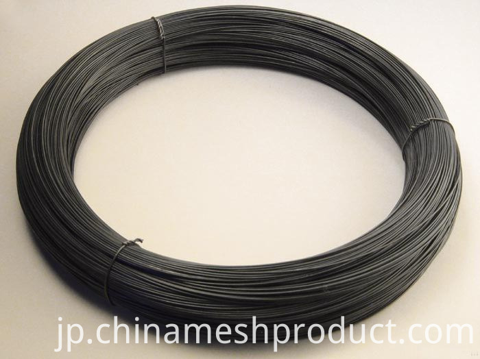 Low Carbon Steel Wire Soft Black Annealed Wire