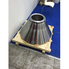 Customize Forging Carbon Steel Shell for Mining Spare Parts