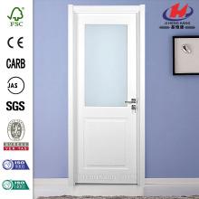 * JHK-F01 15 Porta de vidro de painel Porta de vidro de vidro da porta fria para moldura de madeira