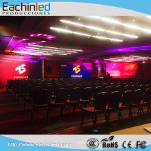 HD LED Vermietung Display Indoor P3 LED Videowand