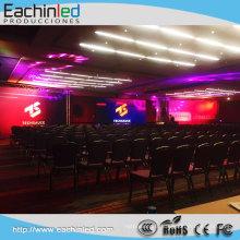 Le mur d'intérieur mené par P3 d'intérieur d'affichage de location de HD LED