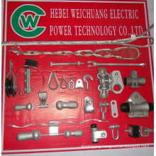 Hardware / pole line hardware/ high voltage cable hardware