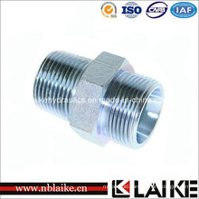 Metric Male / NPT Male Hydraulic Tube Adapter (1DN)
