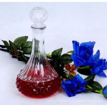 Bouteille en verre pour le vin, la vodka, le whisky, l'orge-Bree, les boissons distillées, les spiritueux