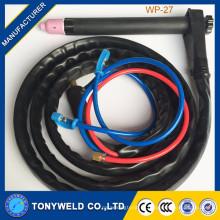 Конкурентоспособная цена с газовым охлаждением TIG сварки факел РГ-27 серии TIG