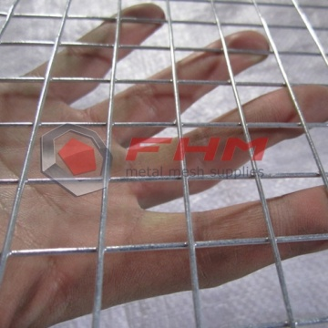 Hot Dipped Galvanized Welded Wire Mesh GBW