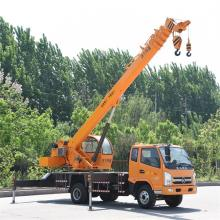 China for China Mobile Crane,Crawler Crane,Hydraulic Mobile Crane Supplier EURO V 10 Ton New Hydraulic Truck Crane supply to Guam Manufacturers