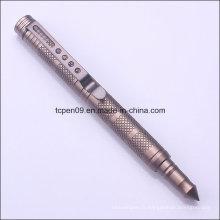Stylo tactique solide pour l'écriture et l'autodéfense Tc-T002