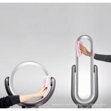 Prix de gros Accueil utiliser Télécommande 18 '' Ventilateur sans feuilles de plancher portable électrique avec minuterie
