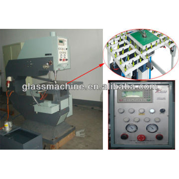 YZ220 CNC Drilling Machine For Glass Holes Diam 4-220MM