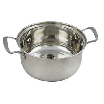ChaoZhou stainless steel European soup pot