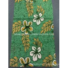 Ткань с печатью из африканского воска