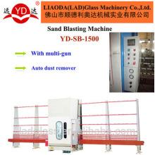 PLC контролирует Автоматическая вертикальная стеклянная машина sandblasting